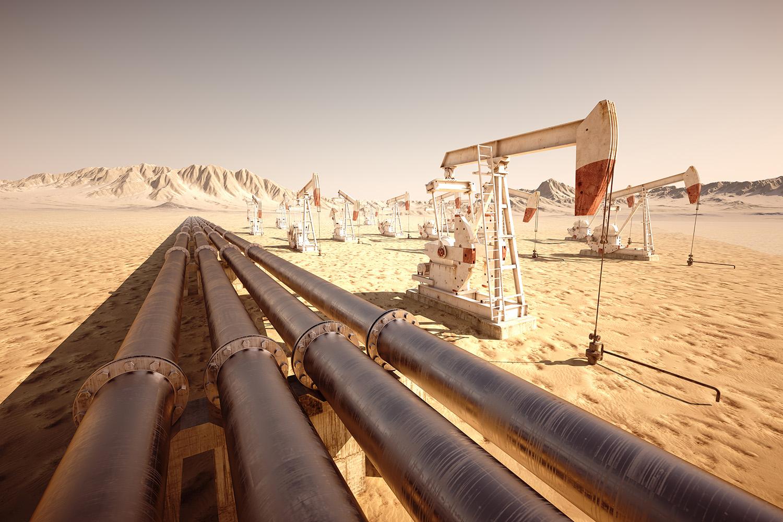 месторождения нефти