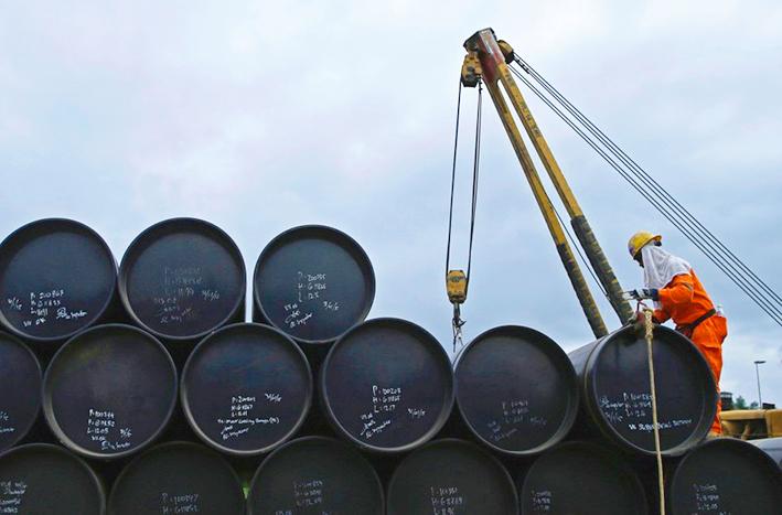 Нефть в мире