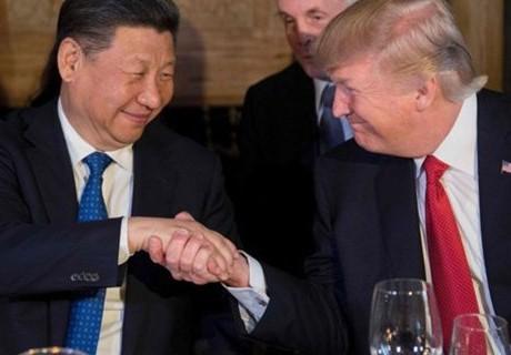 Встреча Китая и США