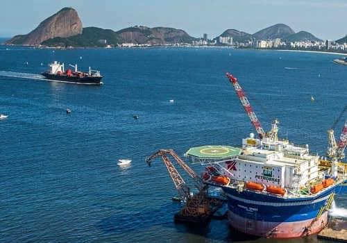 Месторождения в Бразилии